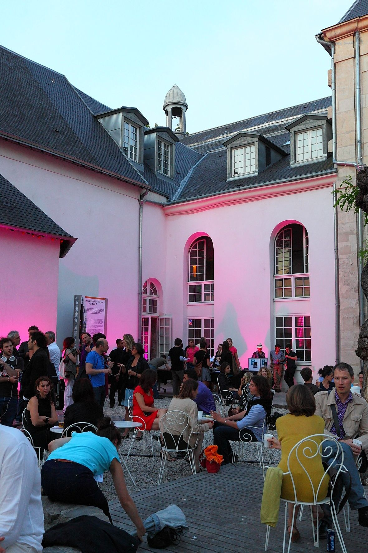 La Maison de l\'architecture en île-de-France 148 rue du Faubourg ...