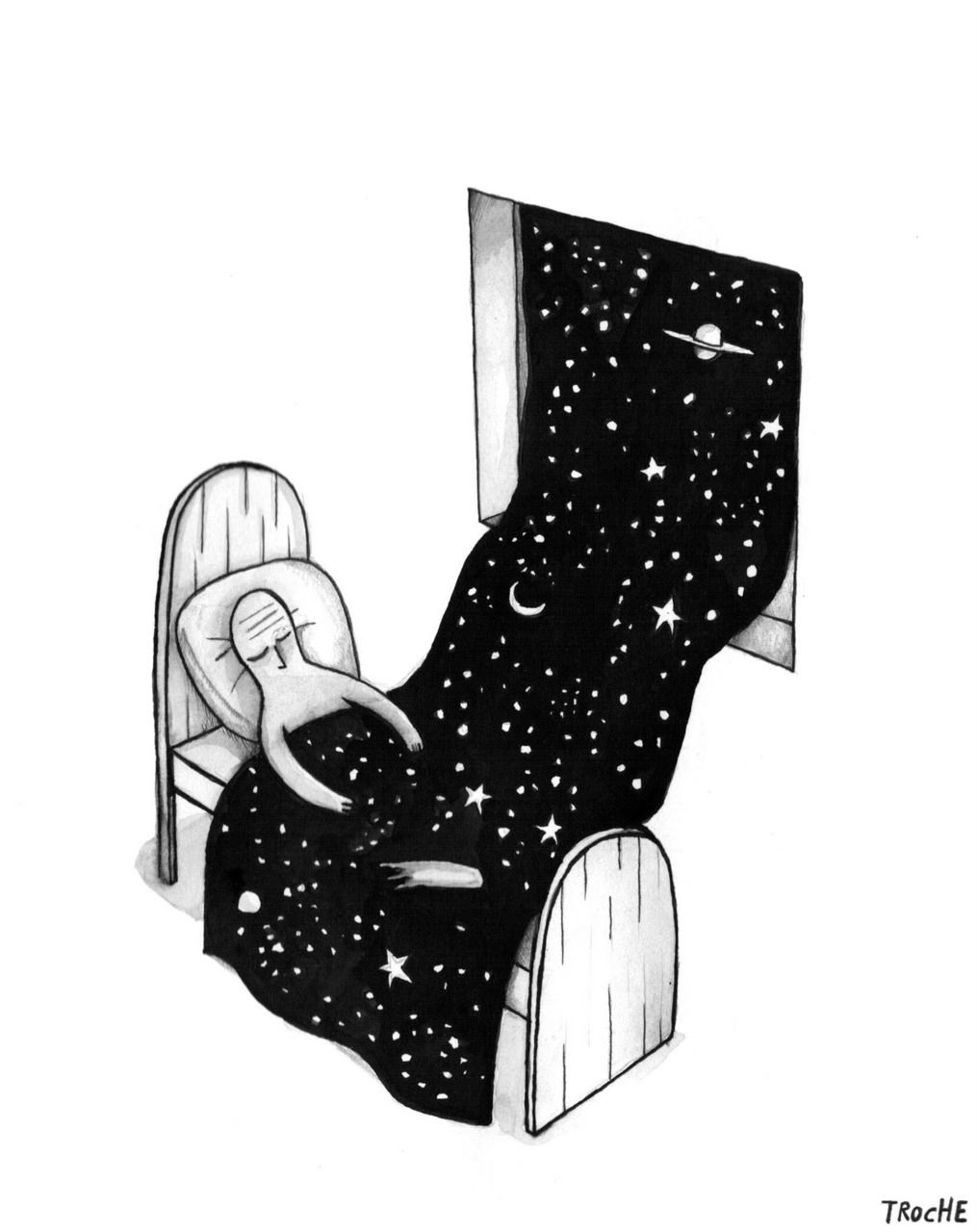 by Troche | GRaPHics & IllUsTraTIOn | Pinterest | Marte ...