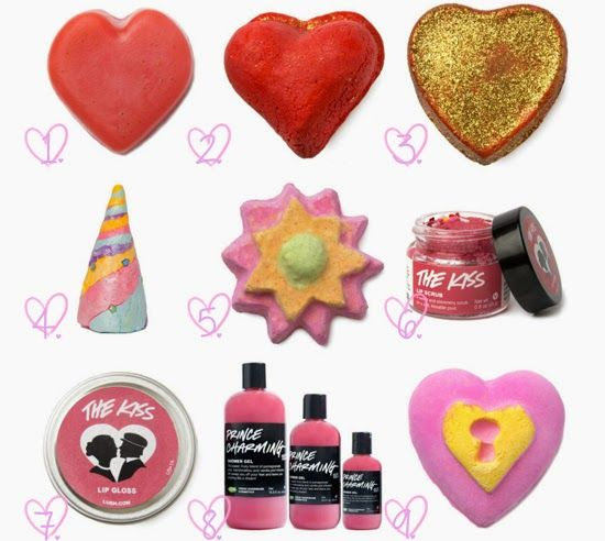 Valentines day is soon! buy your girlfriend a bath bomb!