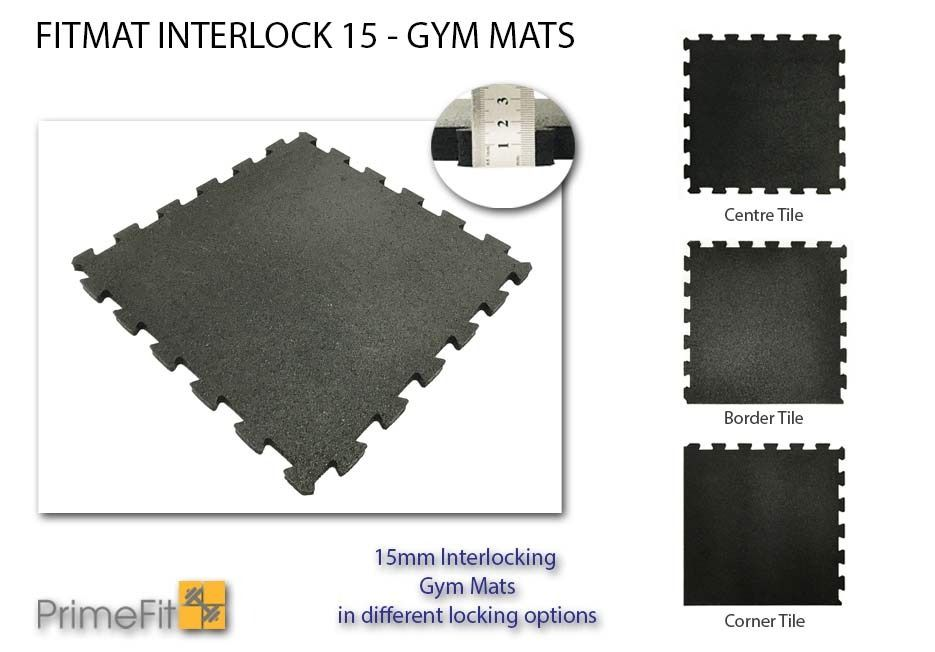 Malaysia S Most Popular Interlocking Gym Mats Fitmat Interlock 15 Is Best Choice For Your Flooring Why Easy To I Gym Mats Interlocking Mats Gym Flooring