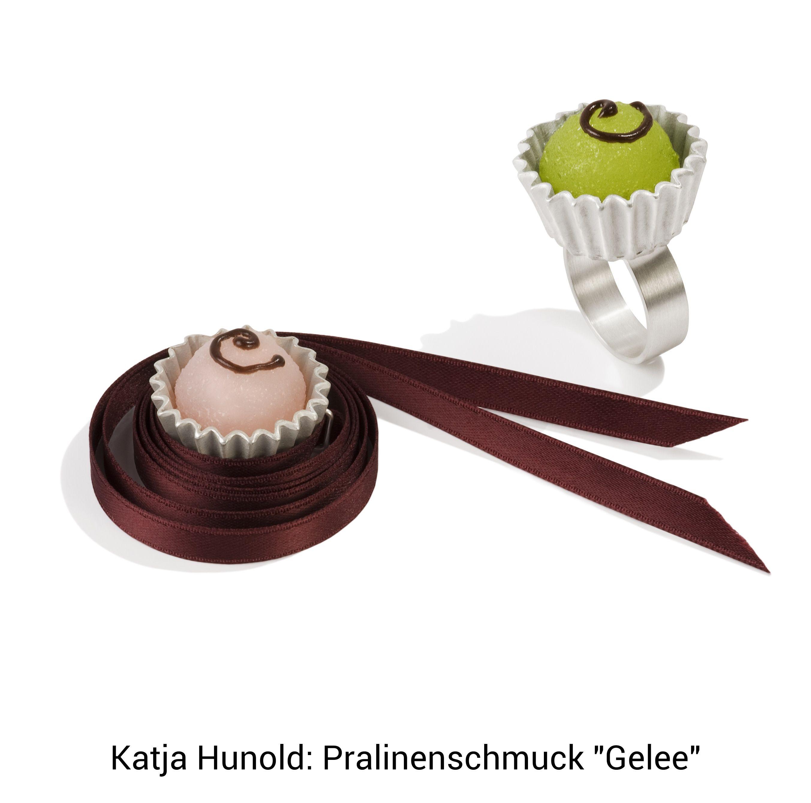 Schmuck hannover  Ungewöhnlicher Schmuck in Pralinenform von Katja Hunold. Demnächst ...