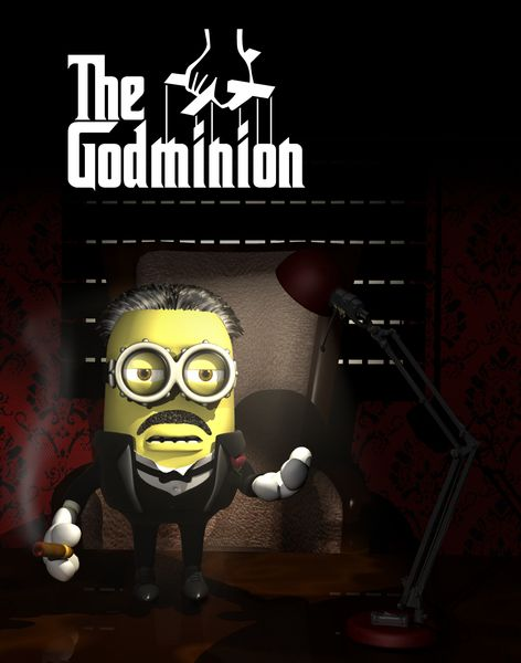 The Godminion by Ahmad Sadeq http://www.cgmeetup.net/home/voting/
