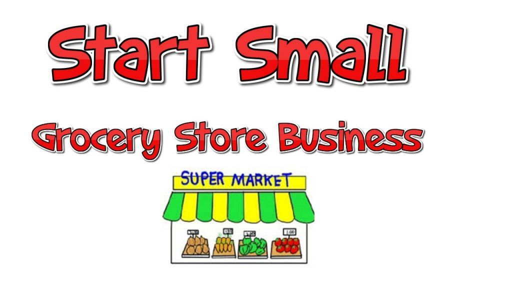 Grocery Store Business Starting A Grocery Store Business Is Indeed Profitable Small Business Idea Convenience Store Busi Grocery Store Grocery Grocery Market