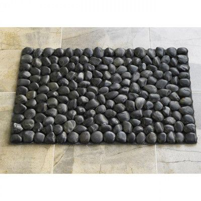 Vivaterra Riverstone Floor Mat Color Black