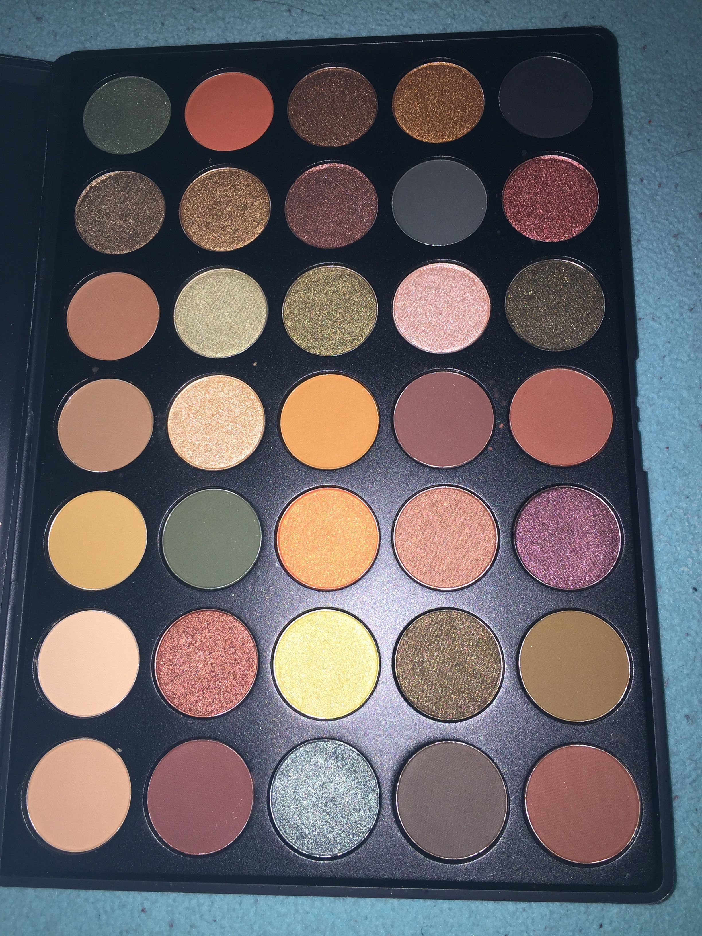 Tavolozza Trucchi ~ ❤ kara es07 eyeshadow palette pinterest kara and eyeshadow