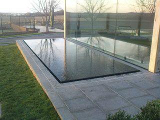 Brimming Pool by Fairwater, via Flickr