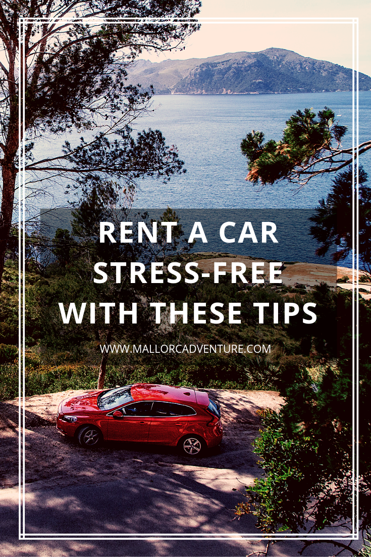 rent a car in mallorca stress free and responsible travel tips rh co pinterest com