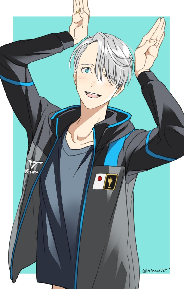 Image result for victor yuri on ice