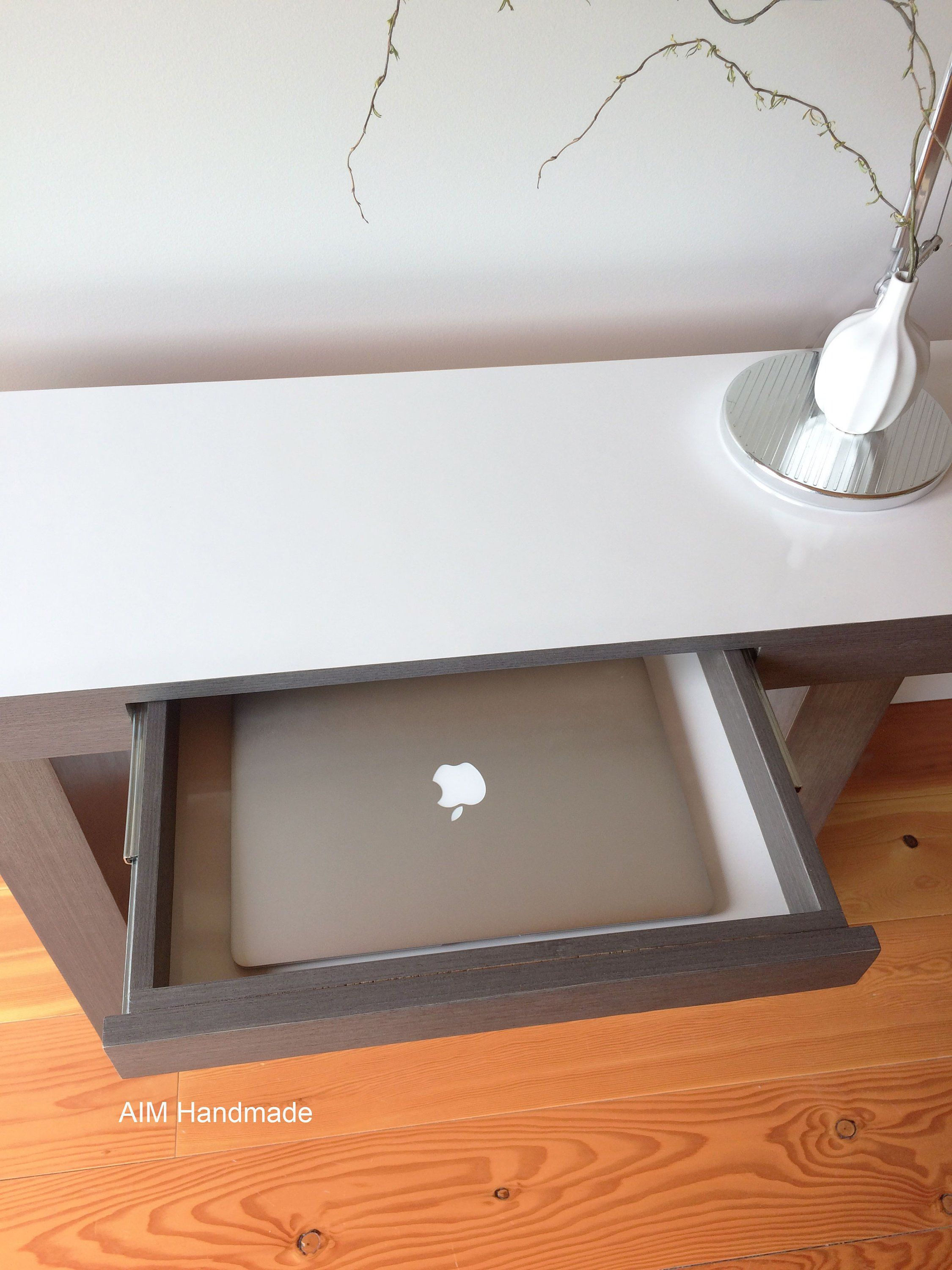 sale console table modern desk with drawer minimal dining room rh pinterest com