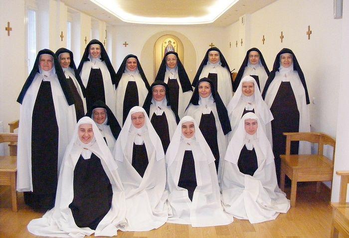 Polish Discalced Carmelite nuns  The Discalced Carmelites or