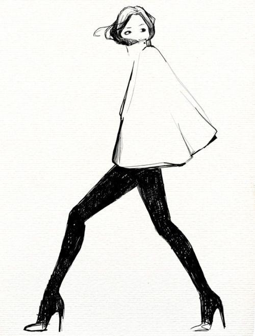 beautiful, simple, style image: