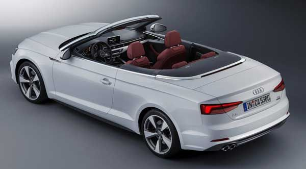 2018 audi rs5 cabriolet convertible upcoming cars 2016 rh pinterest com