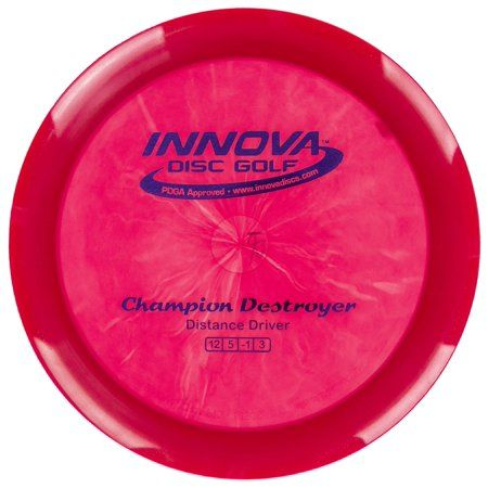 Innova Disc Golf Champion Destroyer Distance Driver Disc Golf Innova Disc Golf The Incredibles
