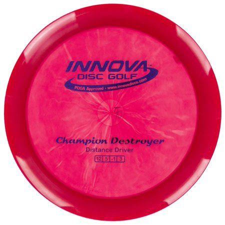 Innova Disc Golf Champion Destroyer Distance Driver Disc Golf Innova Disc Golf The Incredibles
