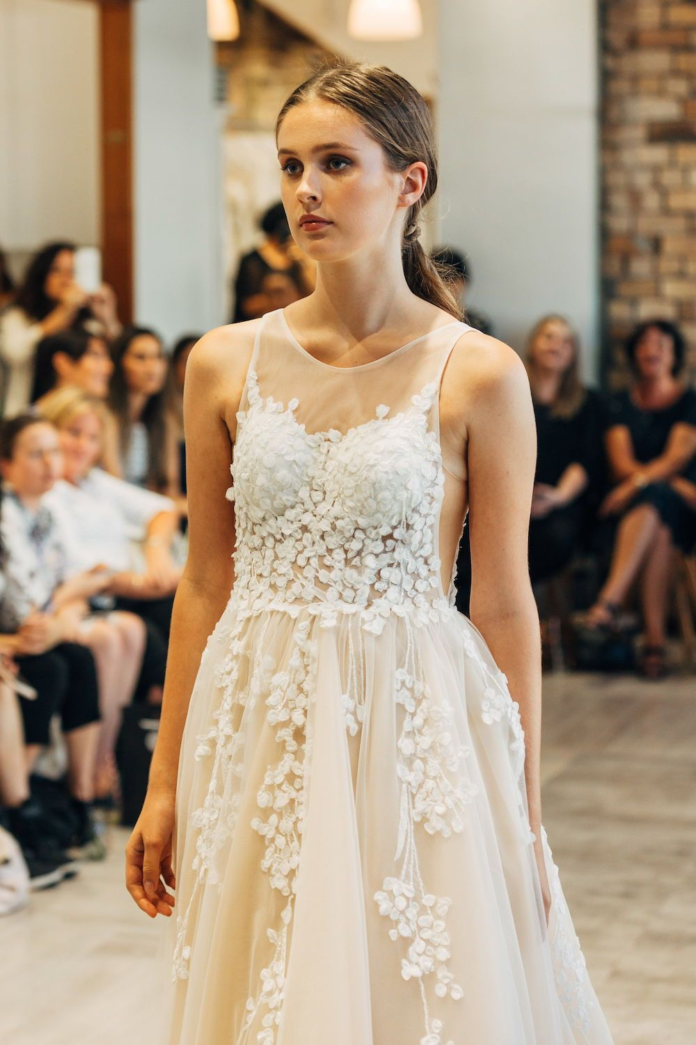 Hera Couture Runway Show Couture bridal gowns, Designer
