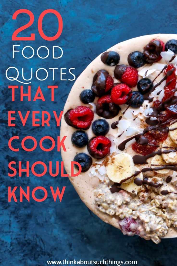20 food quotes that every cook should know fun food cake and 20 food quotes that every cook should know forumfinder Images
