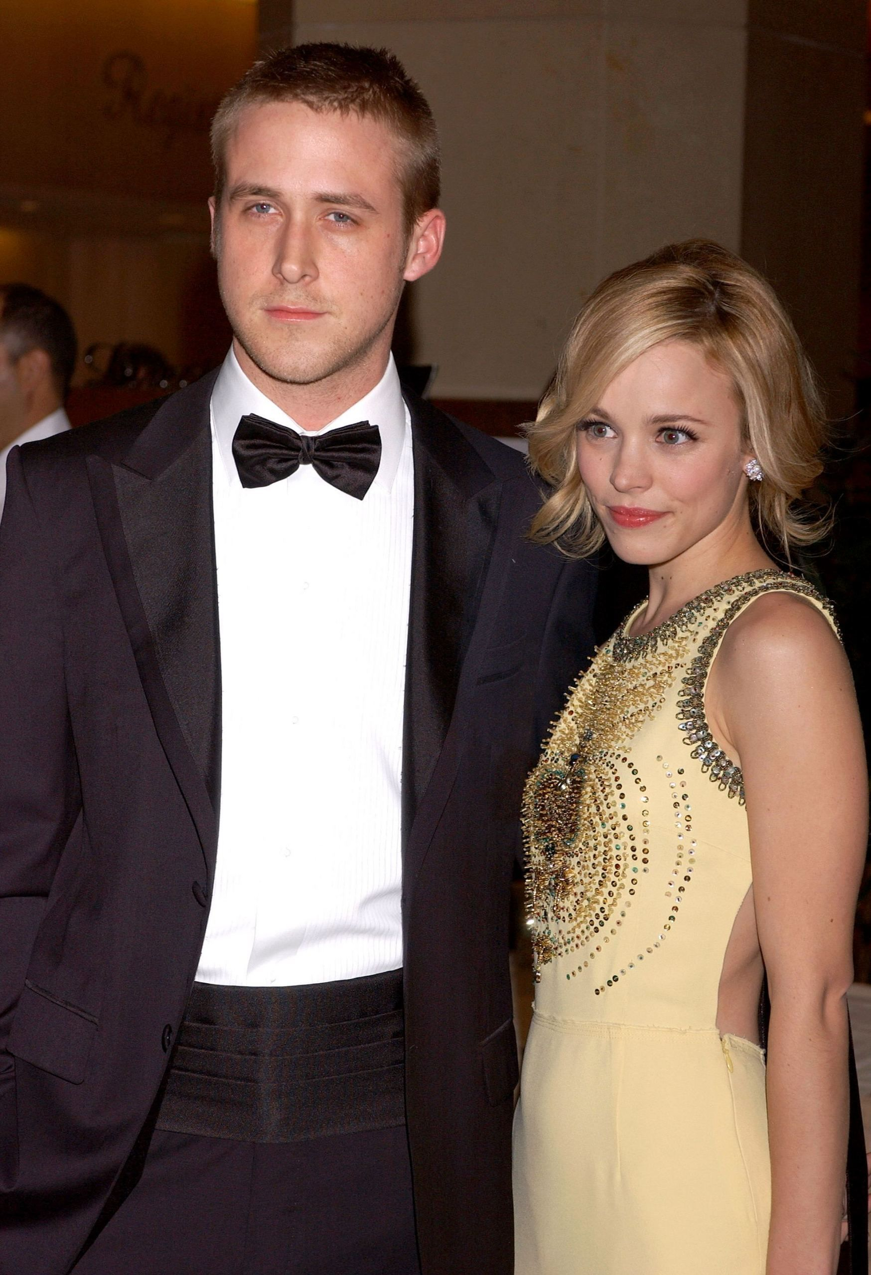 Ryan Gosling and Rachel McAdams are both from the London ...