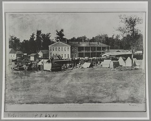 Image result for TISHOMINGO HOTEL