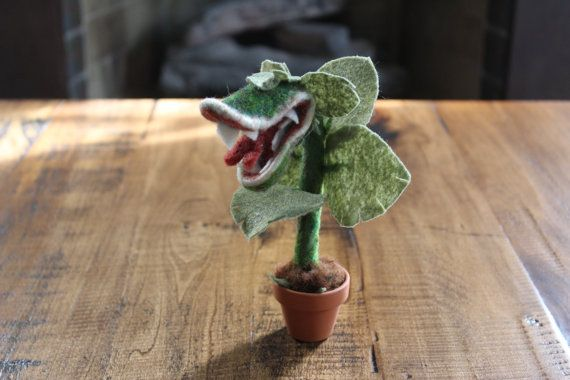 Hey, I found this really awesome Etsy listing at https://www.etsy.com/listing/35960371/felted-little-shop-of-horrors-audrey-ii