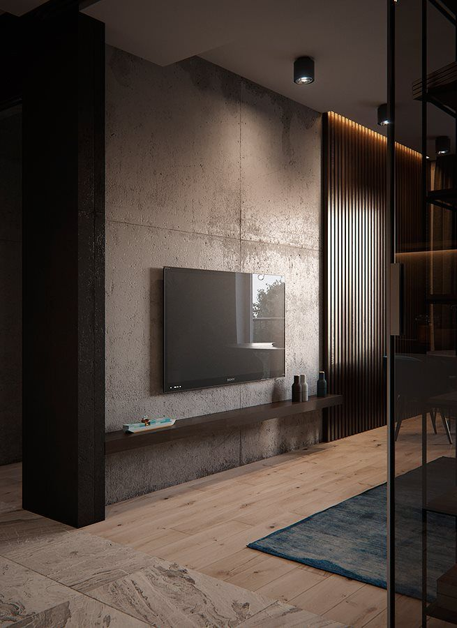 Pin By Aniket Dicholkar On TV Unit Pinterest Interior Room And Extraordinary Apartment Design Online Exterior