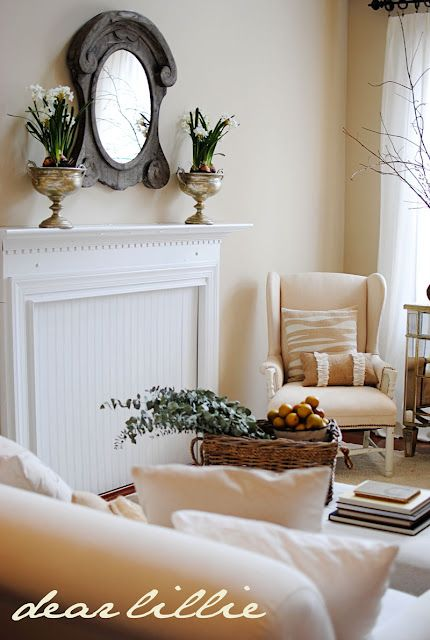 inspiration create a focal point make a faux fireplace and mantle rh pinterest com