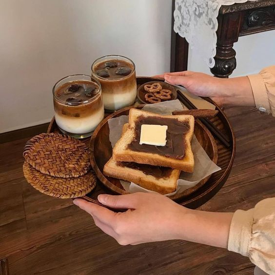 Easy And Delicious Valentine S Day Breakfast Ideas For Couples You Ll Love Makanan Makanan Minuman Makanan Dan Minuman