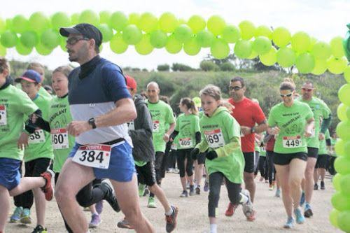 Donate Life Organ and Tissue Donation Blog℠: Feet moving, mouths talking