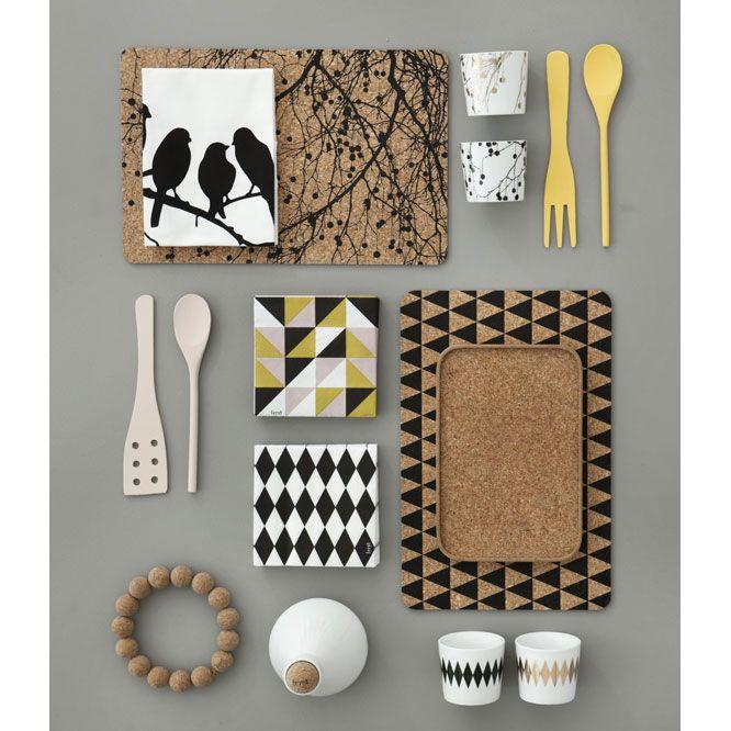 ferm living geometrics. Black Bedroom Furniture Sets. Home Design Ideas