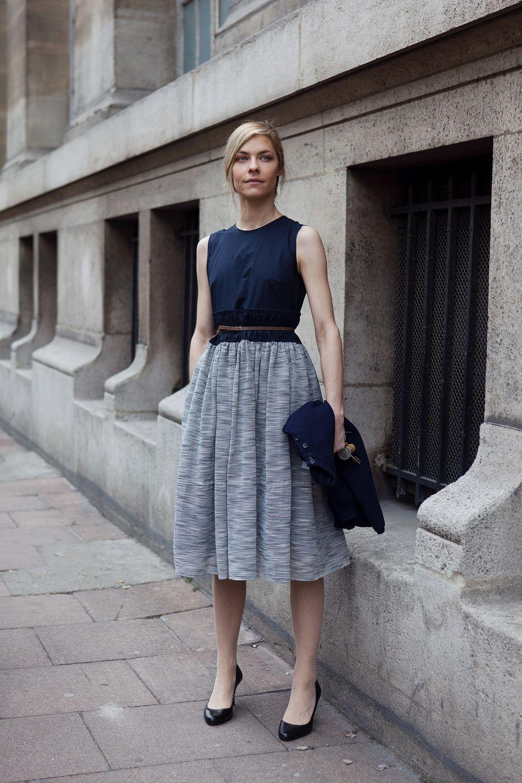How to Dress Like a Parisian   Who What Wear