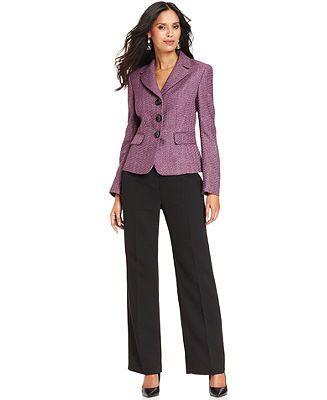 701699e72e5 Kasper Suit Separates Collection - Suits   Suit Separates - Women - Macy s