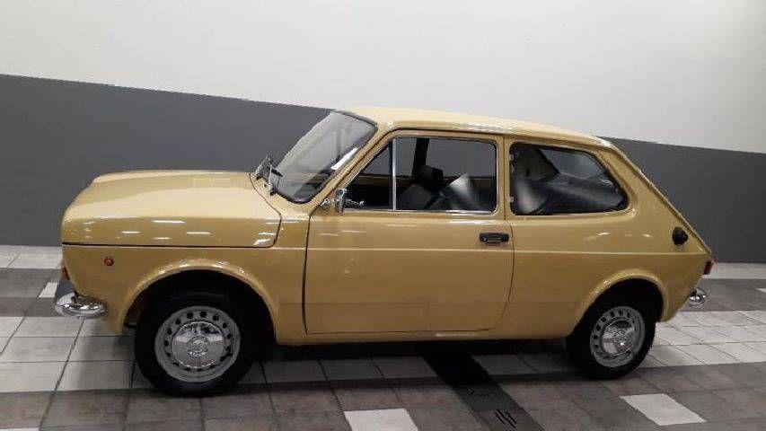 Fiat 127 Fiat Cars Fiat Classic Cars