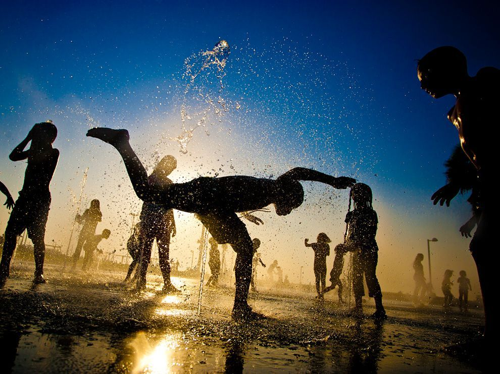 Israel Picture Travel Photo National Geographic Photo Of The Day Kids Playing Photo Happy Kids