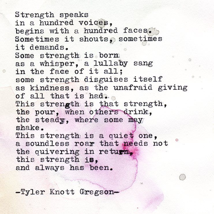 Typewriter Series #2199 by Tyler Knott Gregson #somewords | Quotes