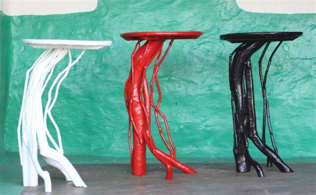 vine side tables artistic furniture home decor furniture design rh in pinterest com