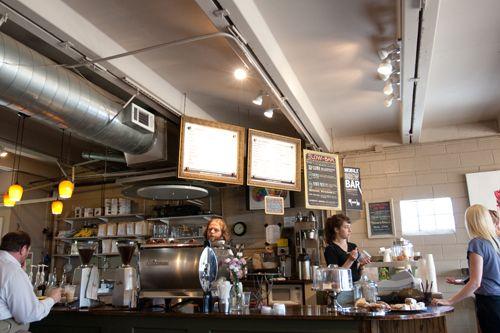 "Crema - A coffee ""brewtique"" #nashville #tennessee #travel"