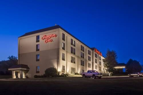 Hampton Inn Iowa City Cville Off Motorway I