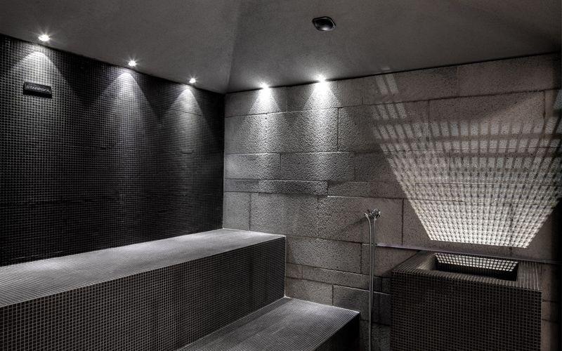 Bain de vapeur classic air steam system air steam system plus e thalasso spa sauna - Bagno di vapore ...