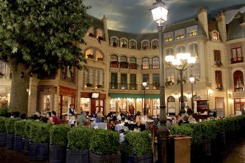 the paris hotel. las vegas, usa.