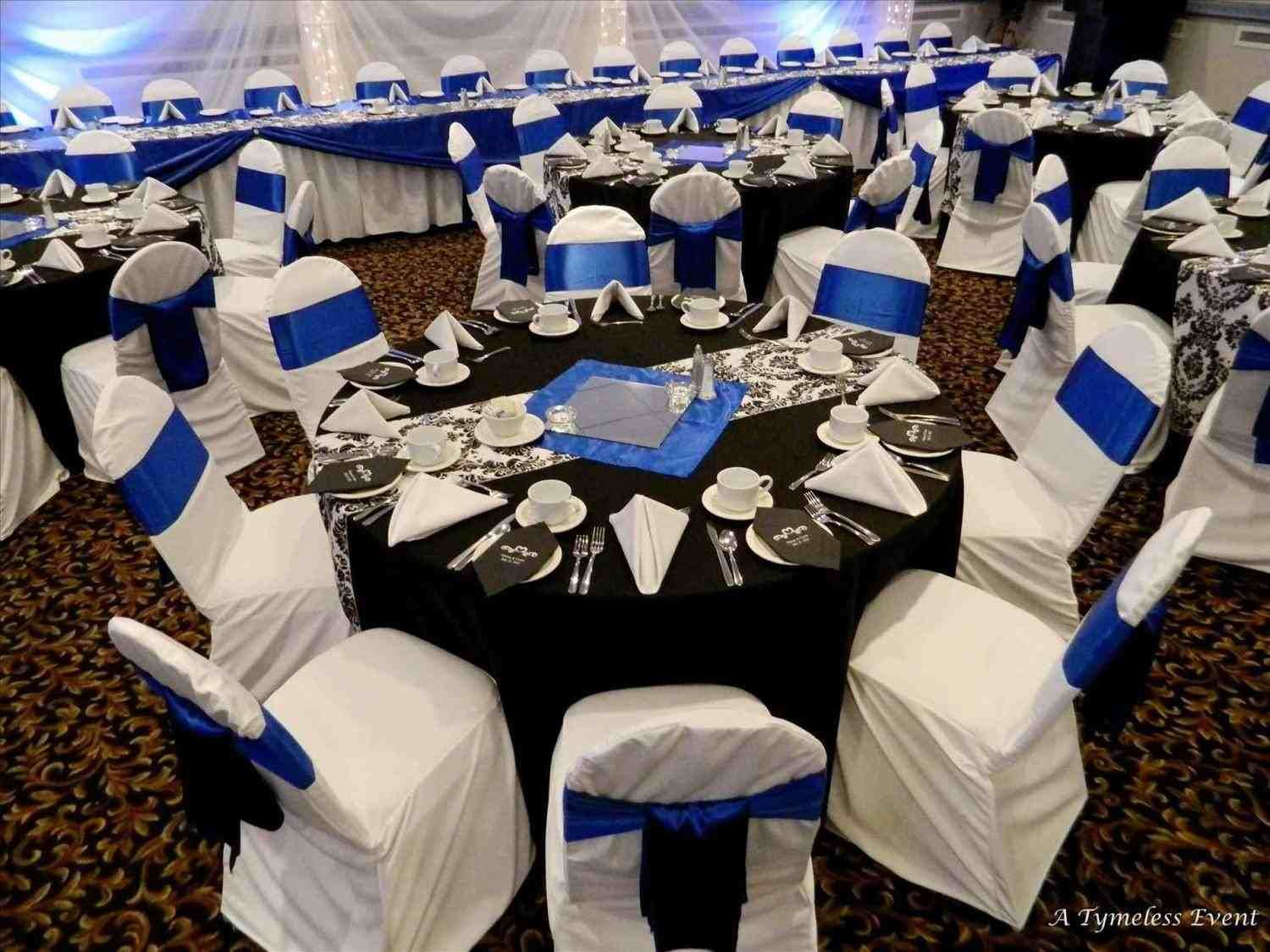 Top 10 New Post Royal Blue And Yellow Wedding Decorations Visit