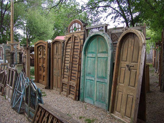 Taos doors santa fe and gates