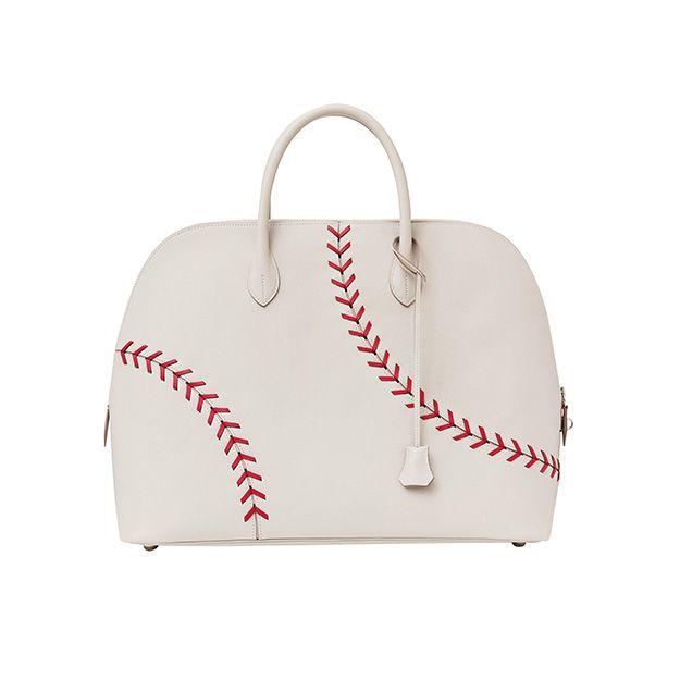5079754de296 Bolide 1923 baseball bag in Evercolor calfskin