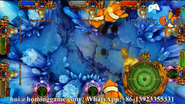 Ocean King 3 Monster Awaken Fishing Game Machine Igs Taiwan