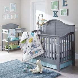 Dumbo Oh So Cute Nursery Collection 6 Piece Bedding Set Online Reviews
