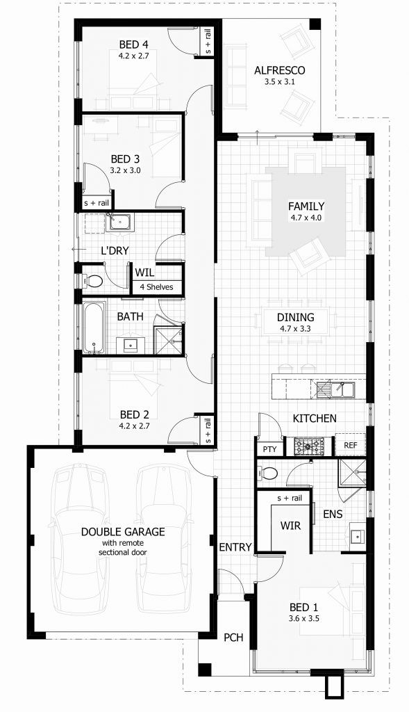 6 Bedroom House Plans Qld Narrow Lot House Plans 6 Bedroom House Plans Narrow House Plans