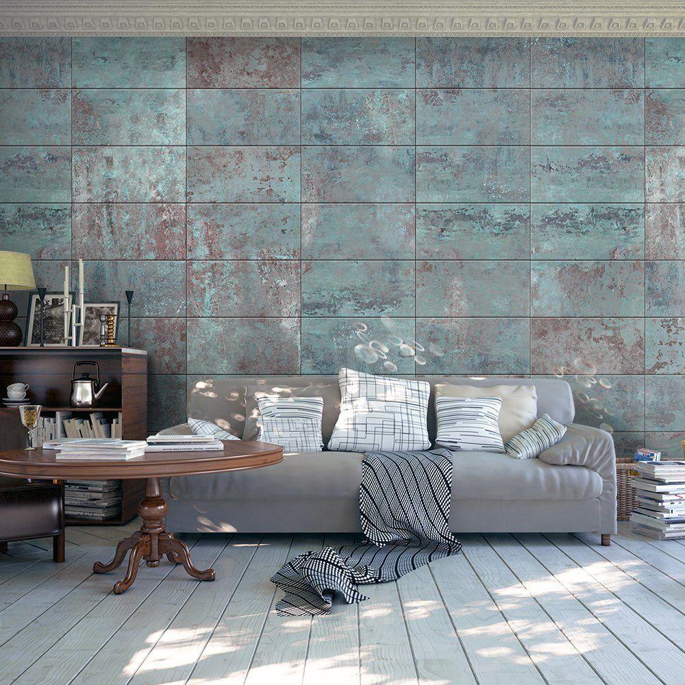 beautiful einfache dekoration und mobel raumideen siegburg #5: PURO TAPETE - 3 Motive zur Auswahl - Realistische Betonoptik Tapete ohne  Rapport und Versatz ! Kein sich wiederholendes Muster !