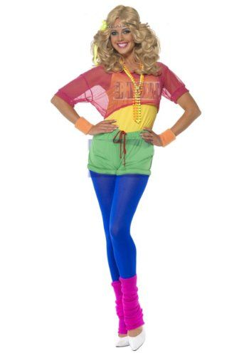 Impressivepro Com 80s Girl Costume 80s Fancy Dress 80s Fancy Dress Women