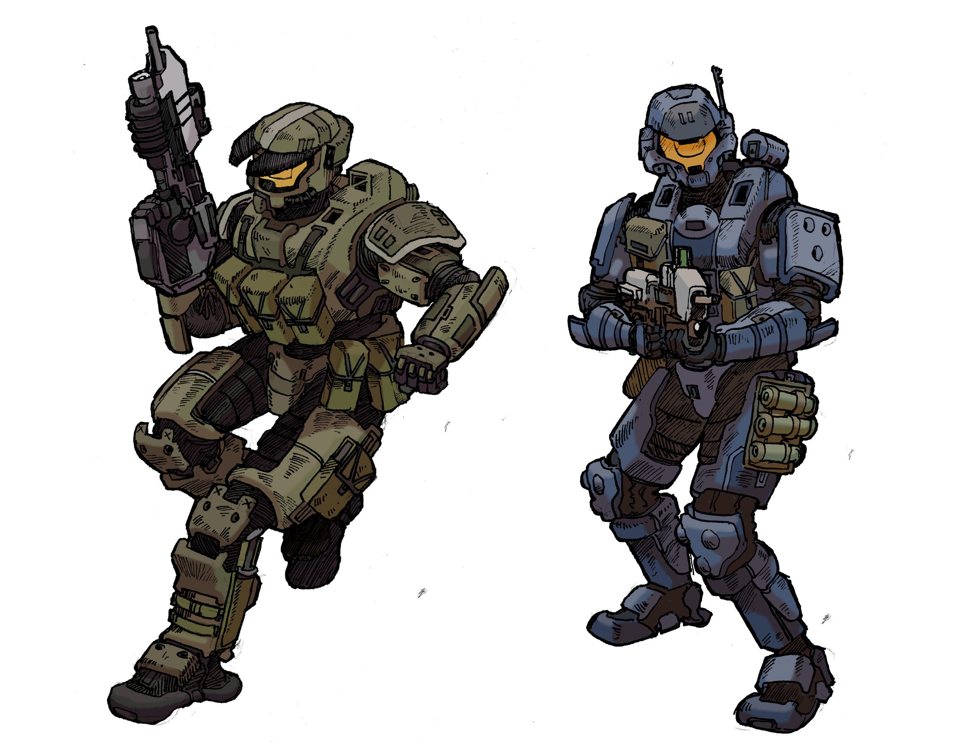 Image Result For Spartan 2s Halo Armor Halo Cosplay Halo Spartan