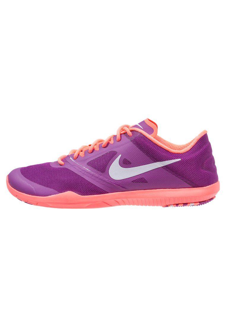 Nike Performance Studio Trainer 2 Obuwie Treningowe Bold Berry White Lava Glow Fashyou Pl Zapatillas Fitness Nike Deportes