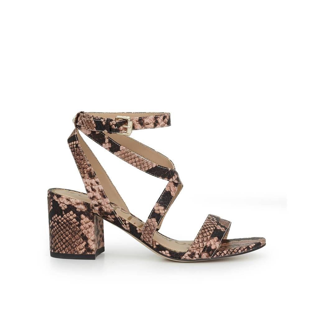 3f0c4e698381 Sammy Block Heel Sandal - Sandals