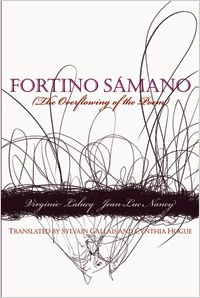 """""""FORTINO SÁMANO, isn't affected one way or another by the translation in English. It is disconnected from the translation. That is really a paradox of translation... The translator's necessary humility (you learn it if you don't have it already!)."""" - Cynthia Hogue  http://www.tupeloquarterly.com/the-words-come-later-an-interview-with-cynthia-hogue-sylvain-gallais-by-stacey-waite/  #poetry #omnidawn #translation"""